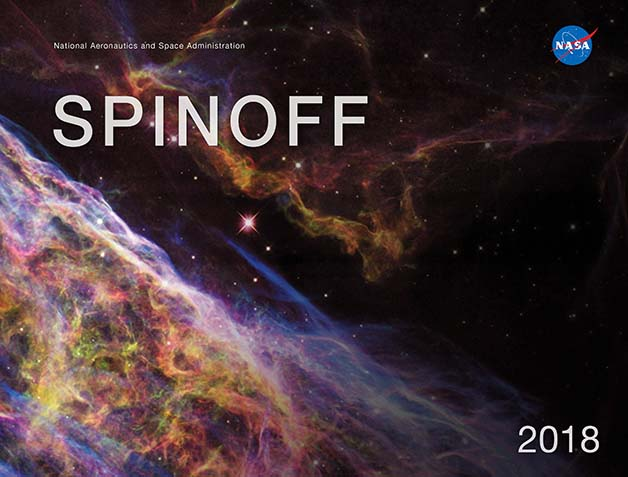 BAM-FX Technology Featured in 2018 edition of NASA Spinoff Magazine
