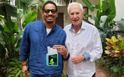 Zero Gravity Solutions, Inc. and Rohan Marley Sign a Spokesperson and Marketing Collaboration Agreement