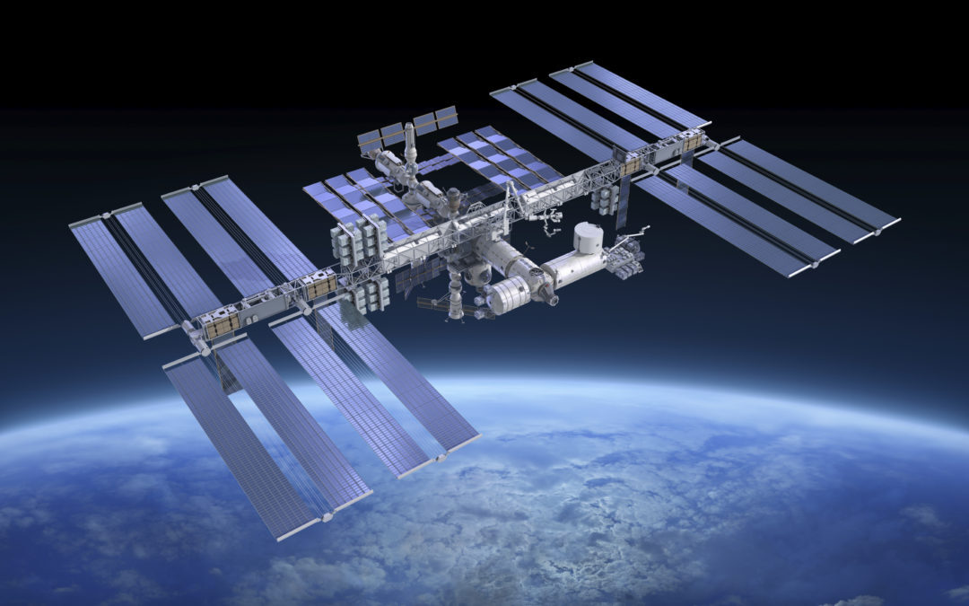 BAM-FX Successfully Delivered to International Space Station