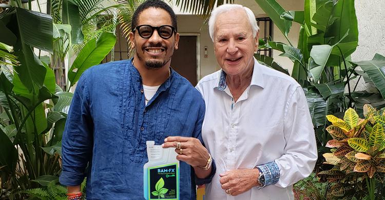 Rohan Marley Testimonial, Rohan Marley, BAM-FX